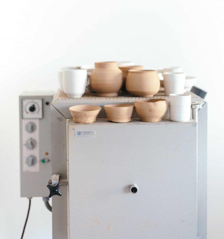 Brennofen für Keramik